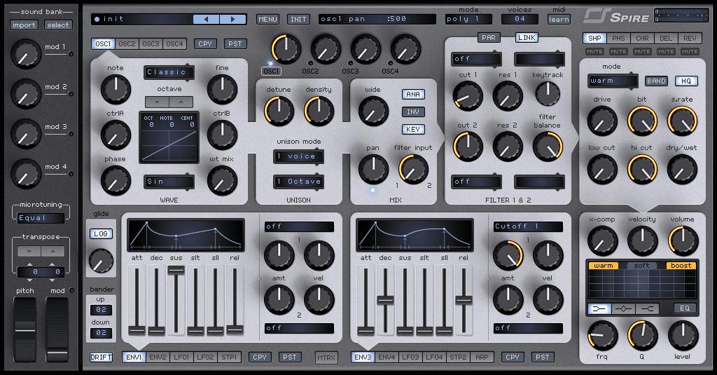 Reveal Sound - Spire v1.1.14 Full version