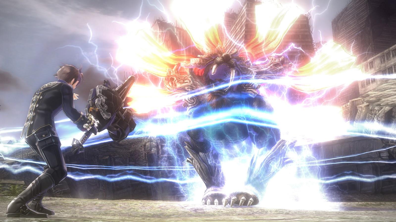 GOD EATER 2 Rage Burst ESPAÑOL PC Descargar Full (CPY) + REPACK 2 DVD5 (JPW) 4