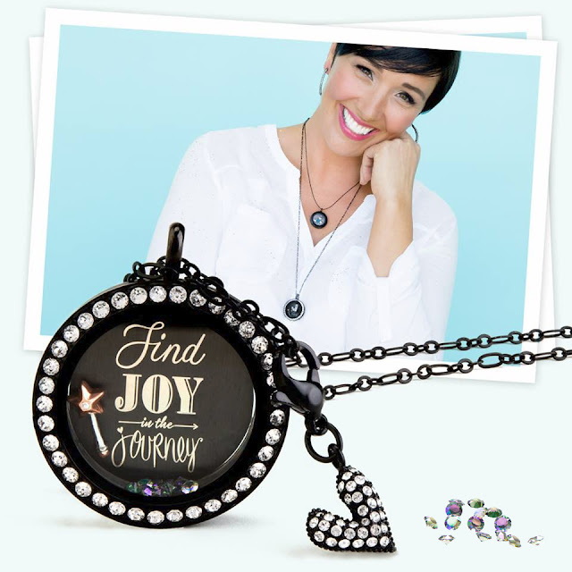 Make the Journey Magical with Origami Owl Living Lockets at StoriedCharms.com