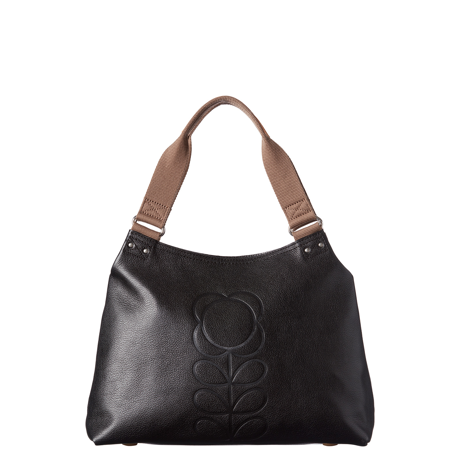 fb5860f443a8 I would love to see even more patterns and styles released in leather  finishes. Flower Stem Embossed Leather Classic Shoulder Bag