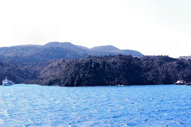Santorini Caldera Kaldera