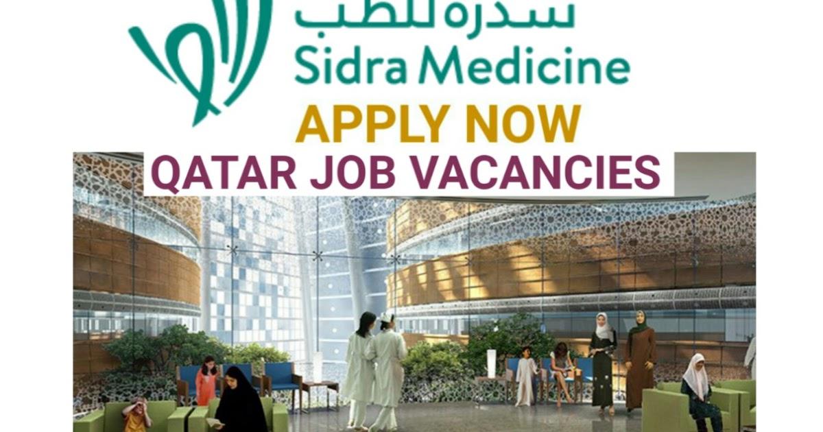 Sidra Medicine Qatar Job Vacancies Cynosure365