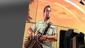 Grand Theft Auto V / GTA 5 skin for the new Volvo