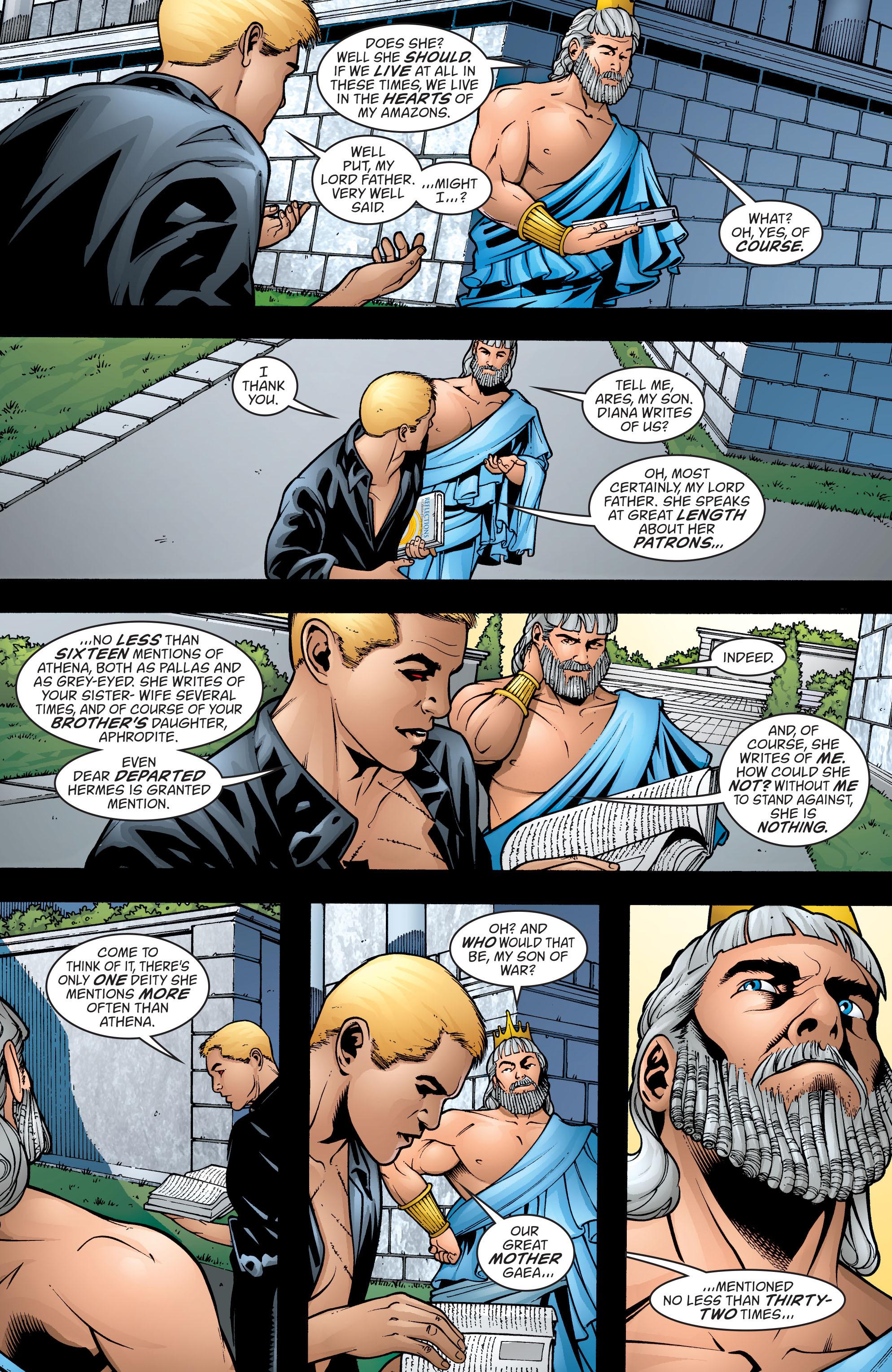 Read online Wonder Woman (1987) comic -  Issue #198 - 7