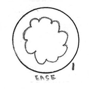 Ease Icon Drawing