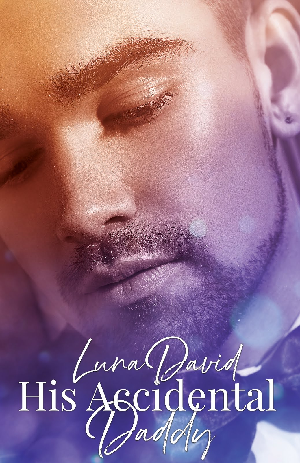 His Accidental Daddy by Luna David