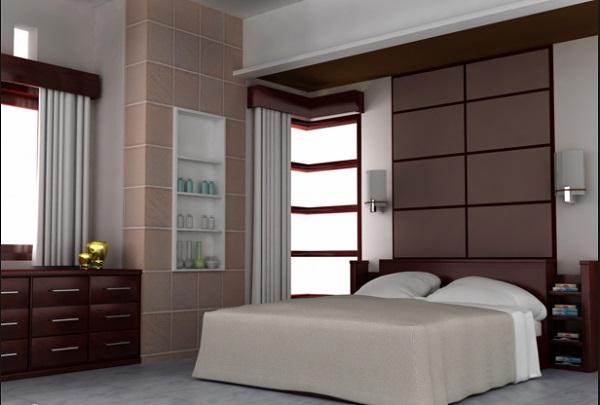 Model Desain Kamar Tidur Rumah Minimalis Terbaru Type  Model Desain Kamar Tidur Rumah Minimalis Terbaru Type 36