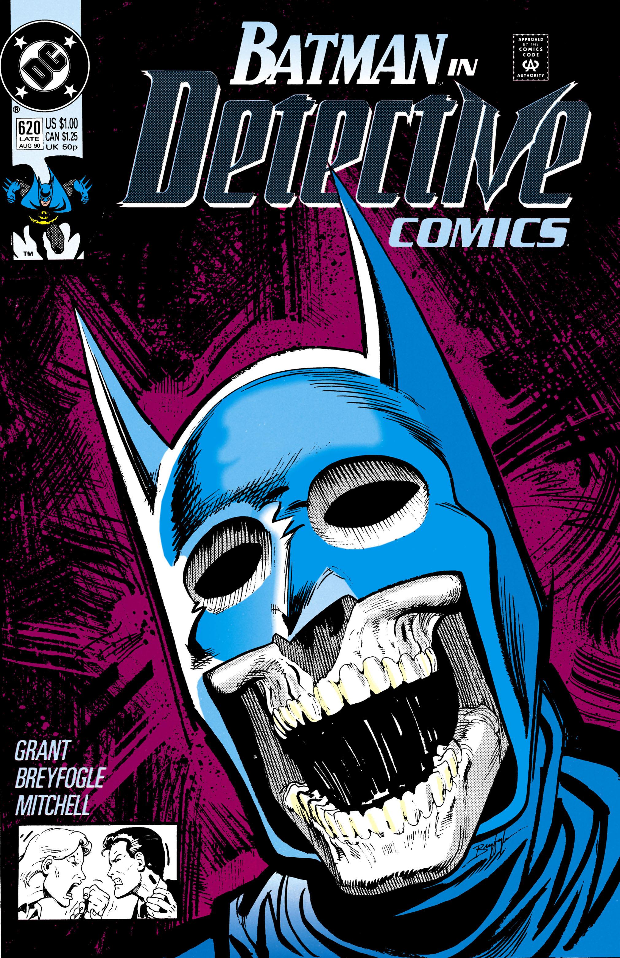 Detective Comics (1937) 620 Page 1