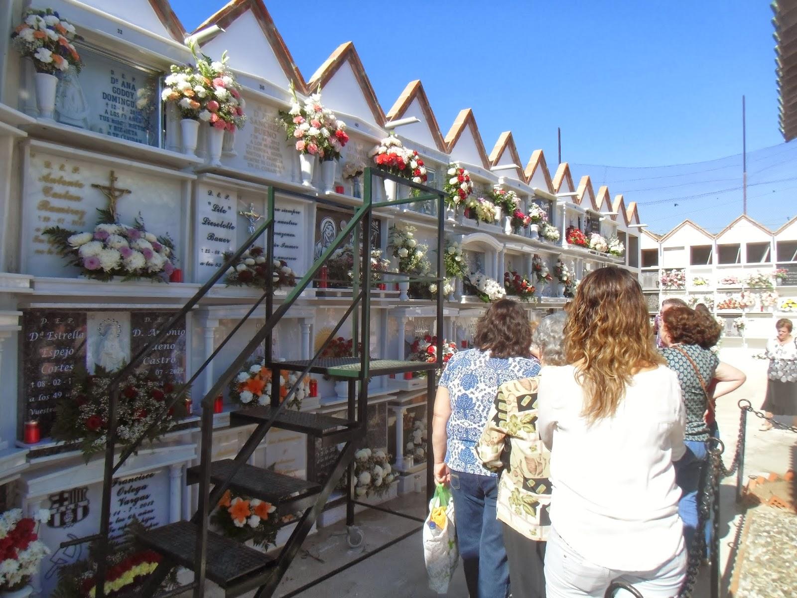 Torrox   Andalusien   1 November  Allerheiligen