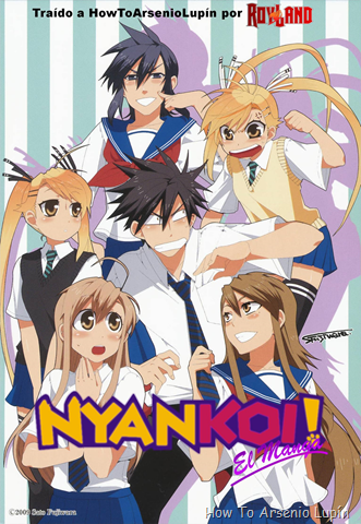 Nyan Koi Sub Español