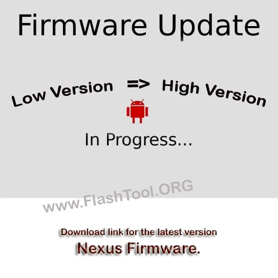 Download Nexus Firmware