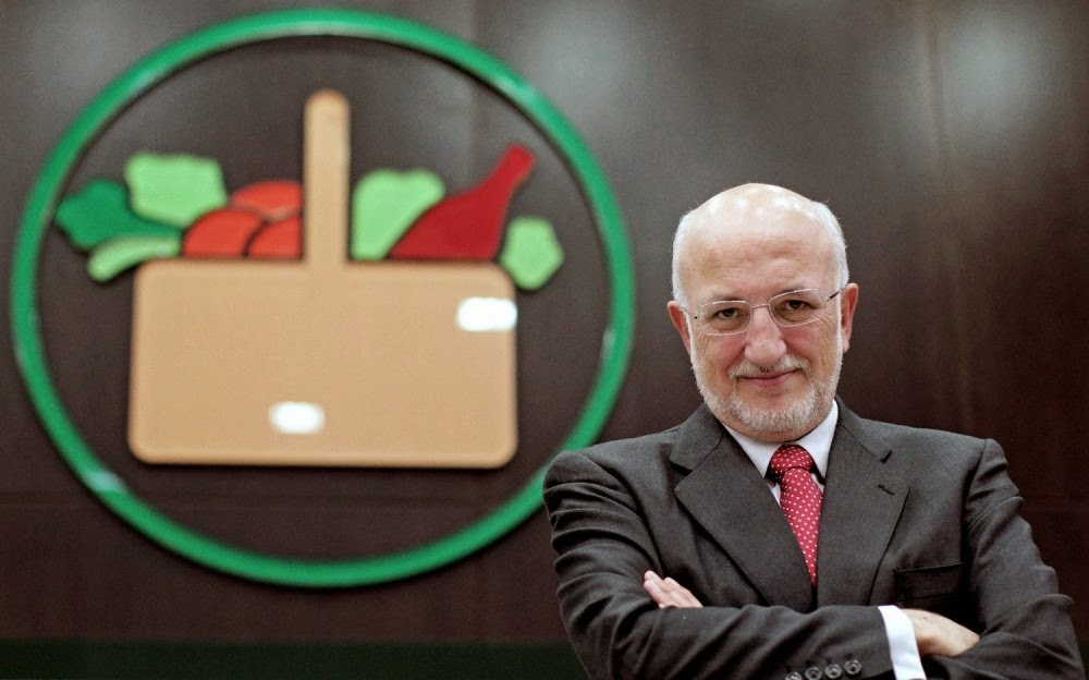 Spanish supermarket chain finds recipe