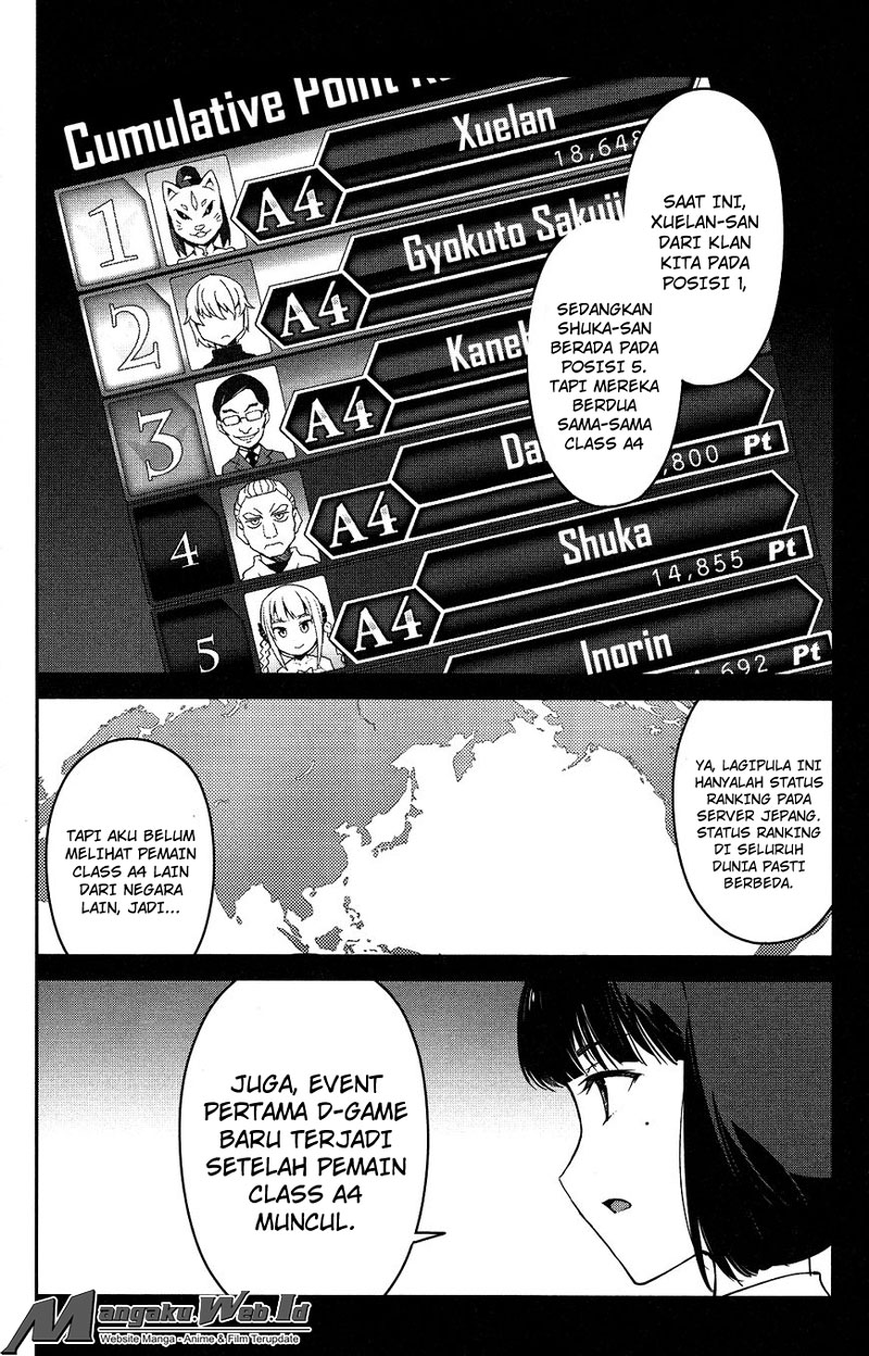 Darwin's Game Chapter 34-31