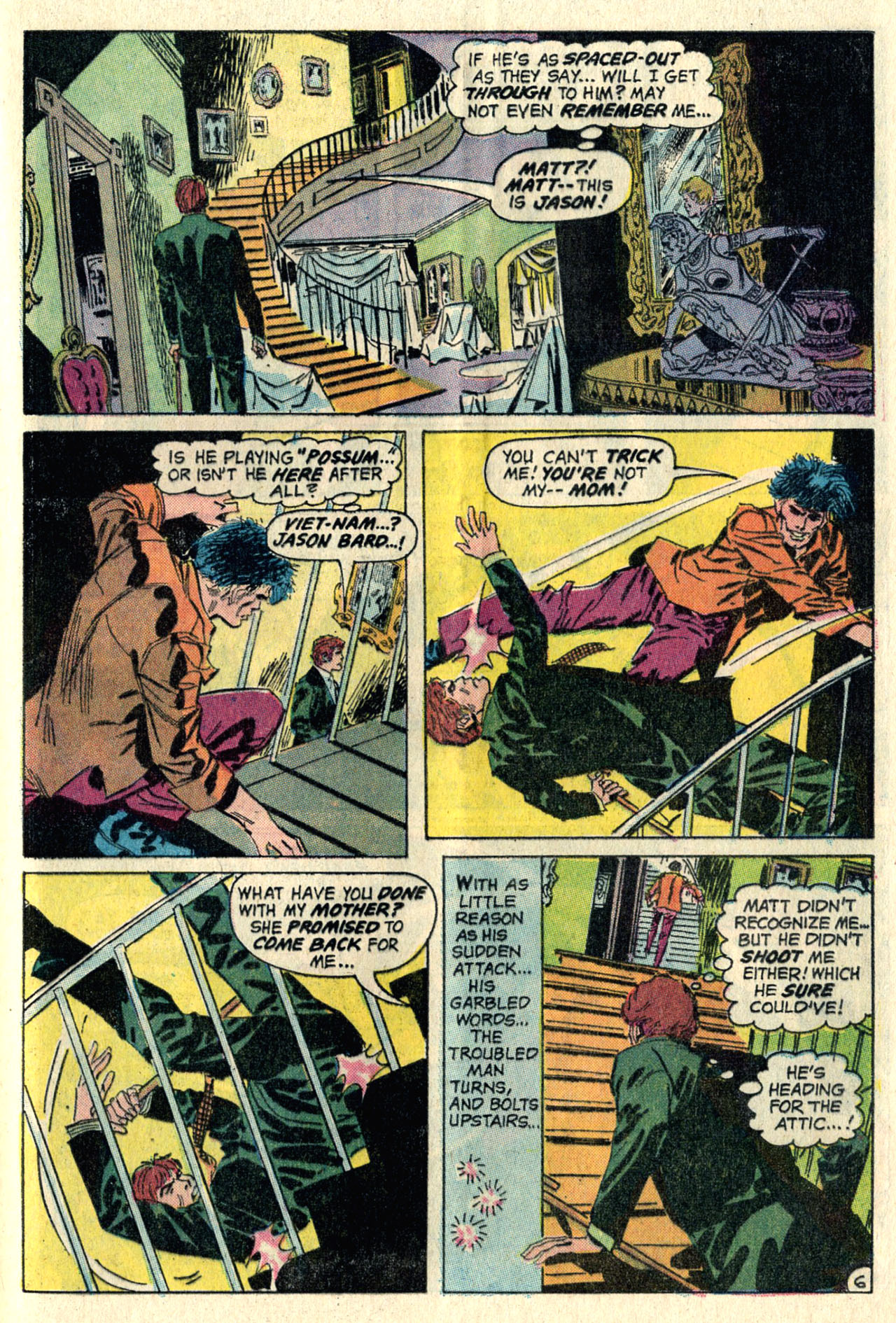 Detective Comics (1937) 425 Page 28