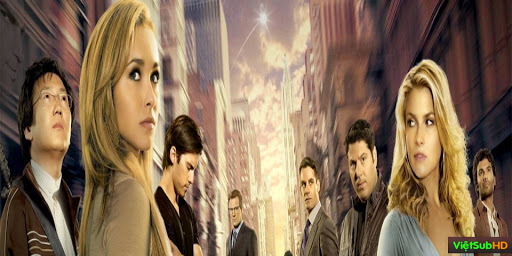 Phim Người Hùng - Phần 1 Hoàn tất (23/23) VietSub HD | Heroes - Season 1 2006