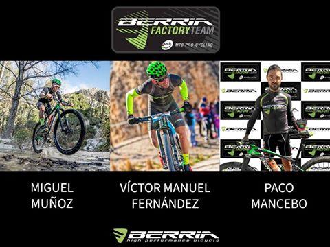 La Vuelta a Andalucía, próximo objetivo del Berria Factory Team