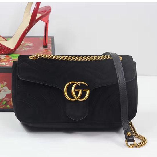 e0244d742 Gucci GG Marmont Animal Studs Mini Bag 488426 | Gucci Shoulder Bags Sale
