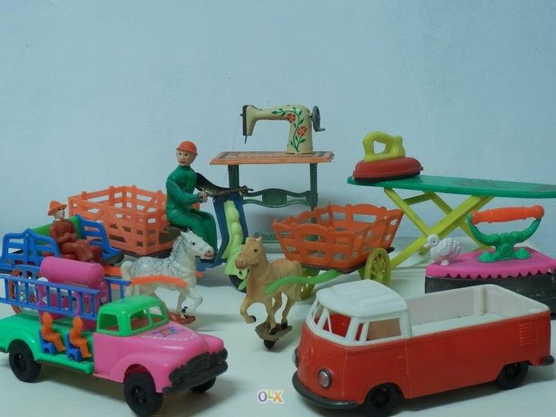 ... dos Brinquedos da Pepe