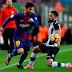 Messi marcó en la victoria del Barcelona y llegó al millar de goles