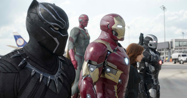 Captain America: Civil War: Movie Review