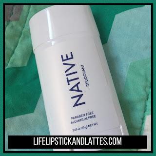 paragon free, aluminum free, unscented, deodorant, natural