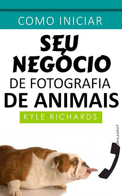 Como iniciar seu negócio de fotografia de animais Kyle Richards