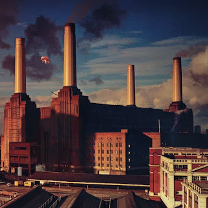 Animals. Pink Floyd