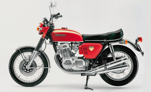 HONDA CB 750: The Revolution