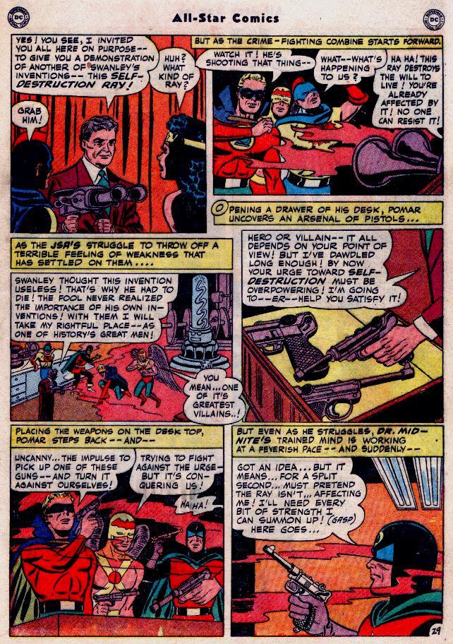 Read online All-Star Comics comic -  Issue #53 - 37