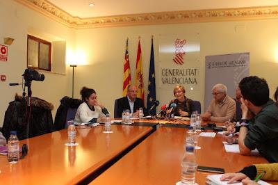 El Consell invertirá más de 100 millones de euros en el mantenimiento de las carreteras de la provincia de Castellón y de la zona centro de Alicante