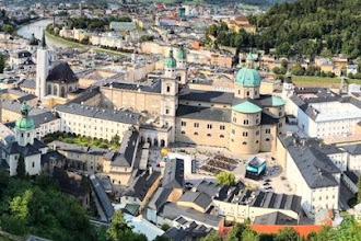 Na výletě v Salzburgu. Co jezdíme řešit do Rakouska a proč se jmenujeme HAAS+SOHN Rukov?
