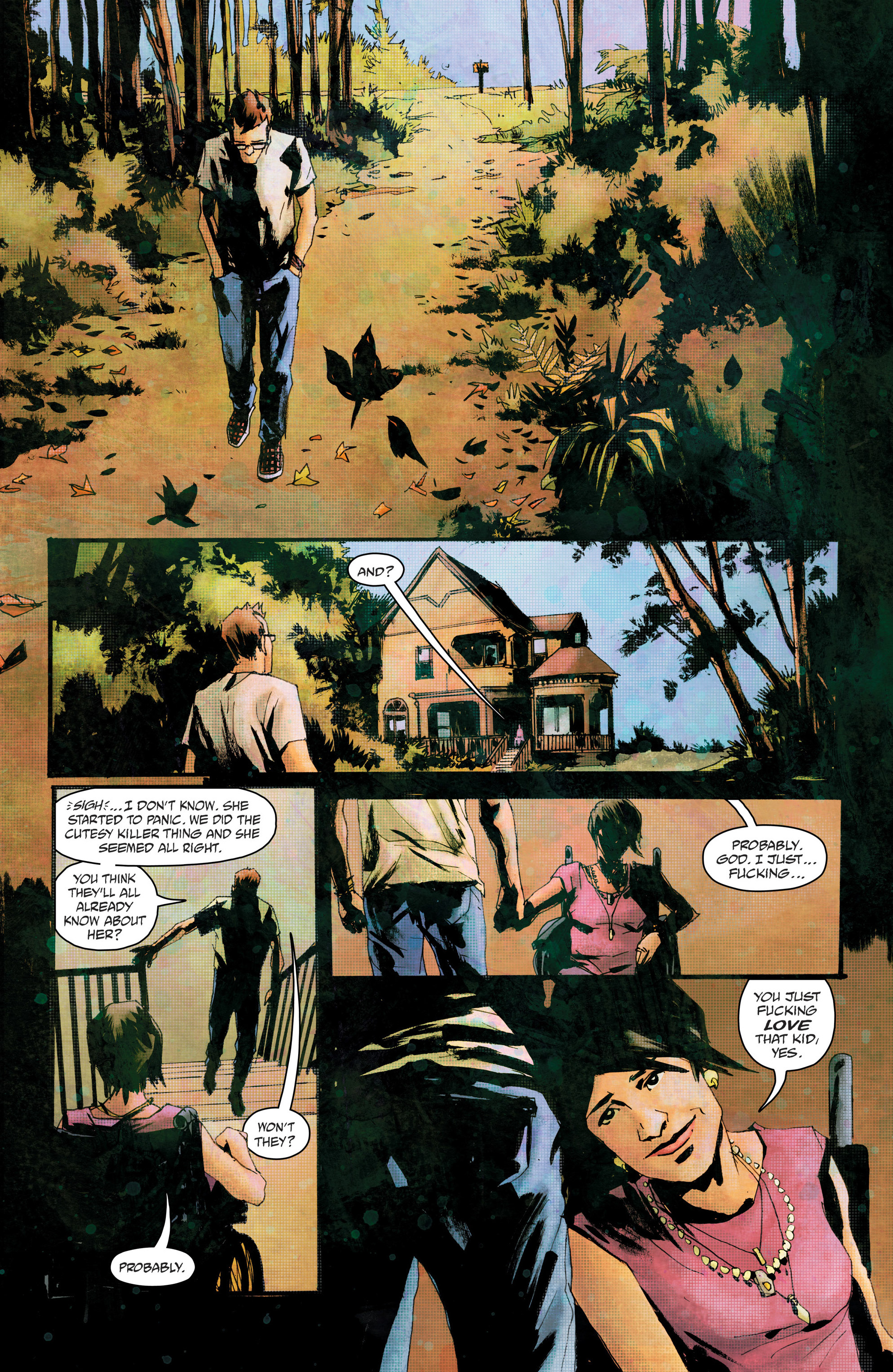 Read online Wytches comic -  Issue #1 - 12