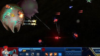 لعبة SURVIVE IN SPACE للكمبيوتر بحجم صغير