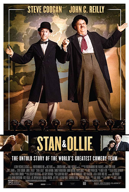 Review film Stan & Ollie (2018)