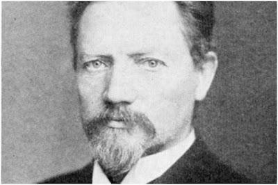 Rudolf Kjellen y la geopolítica