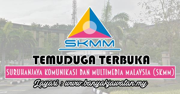 Temuduga Terbuka 2018 di Suruhanjaya Komunikasi dan Multimedia Malaysia (SKMM)