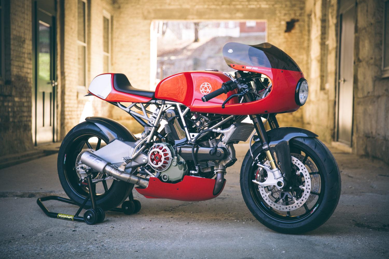 Racing Caf U00e8  Ducati Leggero Special By Walt Siegl Motorcycles