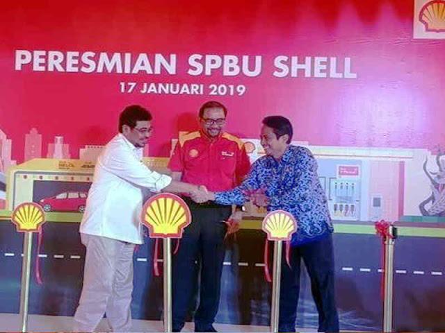 Jawab Kebutuhan Pelanggan, Shell Buka 4 SPBU di Surabaya dan Sidoarjo