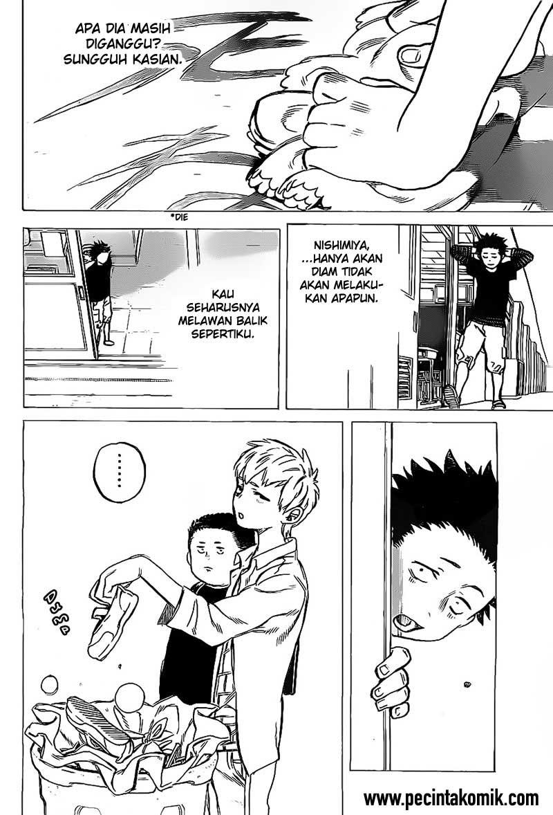 Koe no Katachi Chapter 04-12
