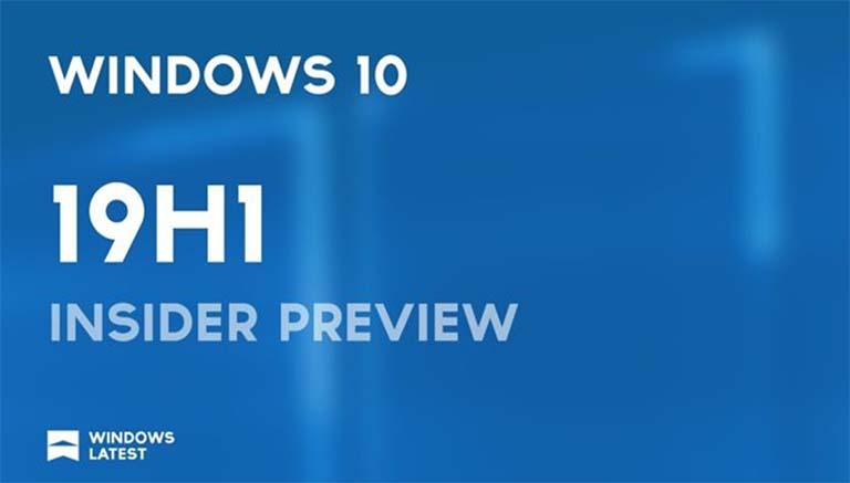 Perbaikan Dan Peningkatan Windows 10 Build 18282 Untuk Insiders