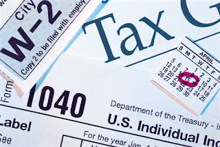 Tax Forms - Source: Commerce.gov