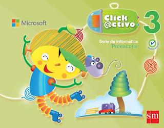 Click Activo 3 Serie de Informática Preescolar