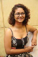 Actress Aditi Myakal Looks gorgeous in Sleeveless Deep Neck Top at Ami Tumi success meet ~  Exclusive 039.JPG