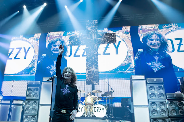 ozzy en chile 2018 show completo
