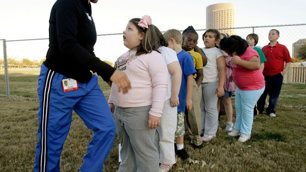 4 Health Problems Of An Obese Child Does Your Child Have Them