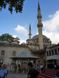 Mezquita de Eyüp, Estambul.
