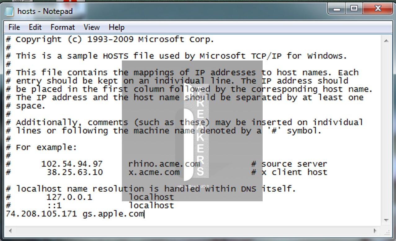 Do it Your Self: Fix Error 3194 When Restoring Firmware