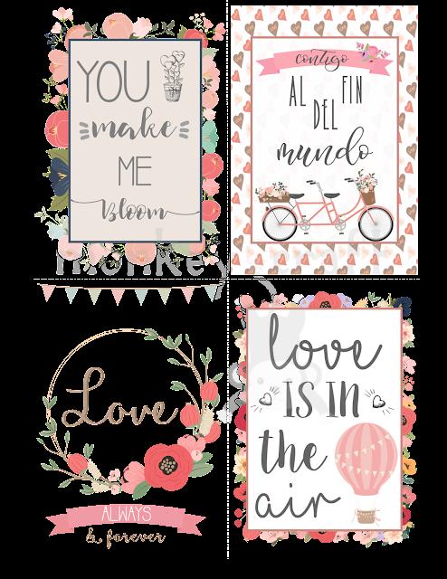 txt card valentine