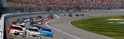 Top - Five #NASCAR Moments at Kansas Speedway