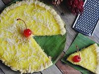 Resep Pie Susu Teflon a.k.a Egg Tart Keju Tanpa Oven dan Mixer